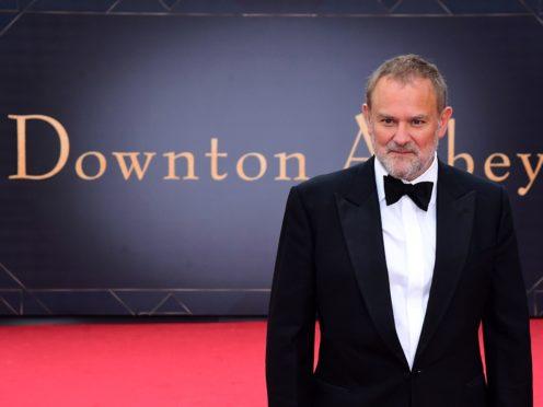 Downton Abbey (Ian West/PA)