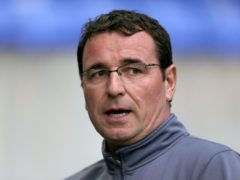 Gary Bowyer's Salford saw off Forest Green (Richard Sellers/PA)