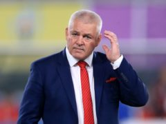 Lions coach Warren Gatland will have access to players from the Premiership against Japan (David Davies/PA)