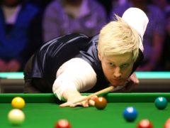 Neil Robertson could be the man to beat at the Crucible this year (Nigel French/PA)