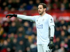 Danny Ward joined Leicester from Liverpool in 2018 (Nigel French/PA)