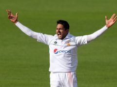 Mohammad Abbas starred for Hampshire against Middlesex at the Ageas Bowl (Stu Forster/PA).