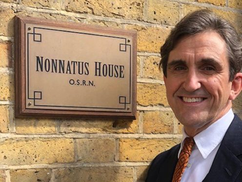 Stephen McGann plays Dr Patrick Turner in Call The Midwife (BBC/PA)