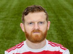 Brian Easton dreams of cup success with Hamilton (Jeff Holmes/PA)