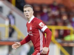 Lewis Ferguson is looking for Aberdeen to get back among the goals (Jeff Holmes/PA)