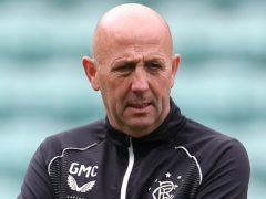 Rangers' assistant manager Gary McAllister is against plans for a new European Super League (Andrew Milligan/PA)