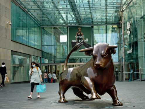 Commercial landlord Hammerson has sold its seven remaining retail parks to Canadian investor Brookfield for £330m (Jacob King/PA)