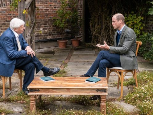 """The Duke of Cambridge and the judges of the Earthshot Prize have called on Britons to """"harness that spirit of invention"""" which led to the development of Covid-19 vaccines to help save the planet (Kensington Palace/The Earthshot Prize/PA)"""