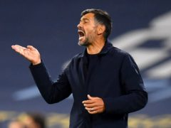 Porto boss Sergio Conceicao, pictured, believes Chelsea will be on high alert in Wednesday's Champions League quarter-final after their 5-2 loss to West Brom (Paul Ellis/PA)