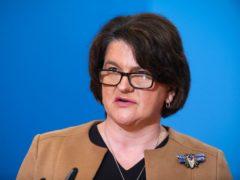 First Minister Arlene Foster (Press Eye/PA)
