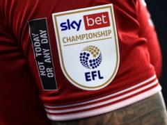 The EFL has called for a reset of football's finances (Mike Egerton/PA)