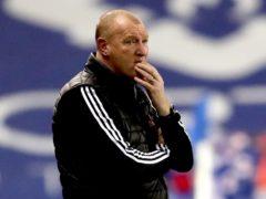 Brian Rice will serve a two-match ban (Jane Barlow/PA)