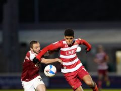 Doncaster striker Tyreece John-Jules could make his first start since January (Zac Goodwin/PA)