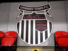 Grimsby are offering a shirt amnesty 'in light of recent events' (Mike Egerton/PA)