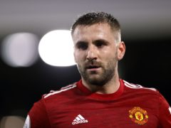 Luke Shaw feels in the form of his life (Adrian Dennis/PA)