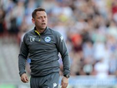 Wigan caretaker manager Leam Richardson has been appointed on a permanent basis (Richard Sellers/PA)
