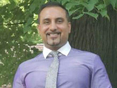 Gurinderjit Rai (Hampshire Constabulary/PA)