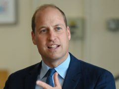 The Duke of Cambridge launched the Earthshot Prize project (Tim Rooke/PA)