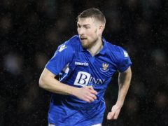St Johnstone's David Wotherspoon scored his first goal for Canada this week (Jeff Holmes/PA)