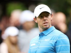 Rory McIlroy needs to win the Masters to complete a career grand slam (Bradley Collyer/PA)