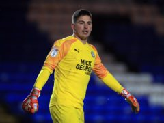 Christy Pym should return for Peterborough (Mike Egerton/PA)
