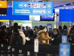 Travellers arriving at Heathrow are being forced to wait for up to six hours to pass through immigration controls, an airport executive said (Ian Vogler/Daily Mirror/PA)