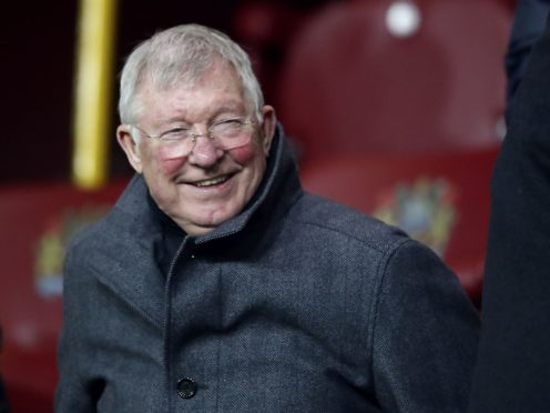 Sir Alex Ferguson is optimistic about Scotland's chances (Martin Rickett/PA)