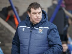 Tommy Wright was frustrated by his team's performance (Steve Welsh/PA)