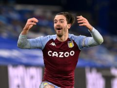 Aston Villa's Jack Grealish is fit again (Neil Hall/PA)