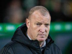 Brian Rice has signed a new deal at Hamilton (Kenny Smith/PA)