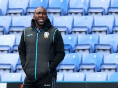 Darren Moore has contracted pneumonia (Jonathan Brady/PA)