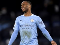 Raheem Sterling will hope to return to the Manchester City side against Leeds (Peter Powell/PA)
