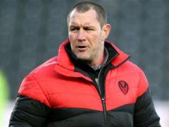 St Helens coach Kristian Woolf insists he is not taking Huddersfield lightly (Richard Sellers/PA)