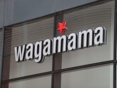 The boss of noodle and katsu chain Wagamama has revealed plans to leave after nearly three years in the role and hand over the reins to an internal successor (Mike Egerton/PA)
