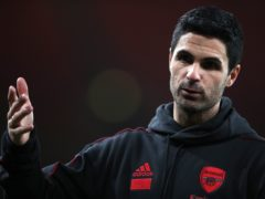 """Arsenal manager Mikel Arteta believes the way supporters helped end a breakaway European Super League was """"the strongest message"""" in the history of football. (Nick Potts/PA)"""
