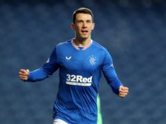 Ryan Jack is still sidelined for Rangers (PA)