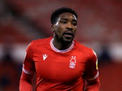 Nottingham Forest could have Sammy Ameobi available for the visit of Stoke (Mike Egerton/PA)