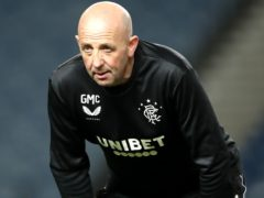 Rangers assistant coach Gary McAllister wants to see Rangers double up on their league title with a Scottish Cup triumph (Ian McNichol/PA)