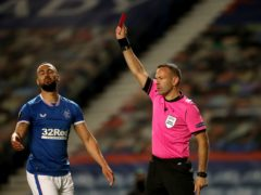 Kemar Roofe has been handed a four-match ban by UEFA (Ian McNichol/PA)