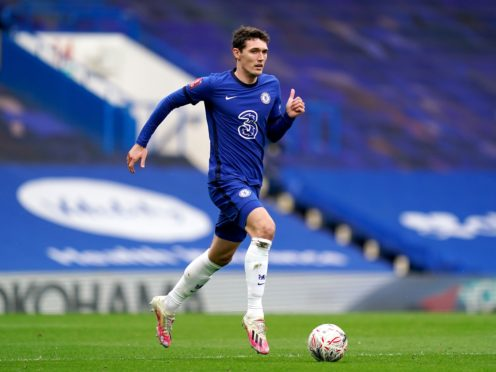 Andreas Christensen, pictured, has had his bid for a new contract endorsed by boss Thomas Tuchel (John Walton/PA)