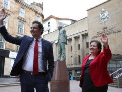 Scottish Labour deputy leader Jackie Baillie has launched a women's manifesto (Andrew Milligan/PA)
