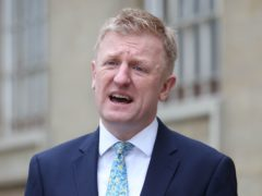 Oliver Dowden says the Government has not ruled out the prospect of a new regulatory body for football (Yui Mok/PA).