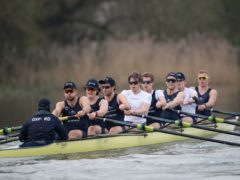 Oxford will give up 'home water' advantage to Cambridge on the Great Ouse near Ely (Joe Giddens/PA)
