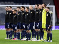 Scotland have lined up two friendlies (Andrew Milligan/PA)