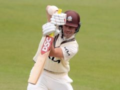 Rory Burns impressed for Surrey (Adam Davy/PA)