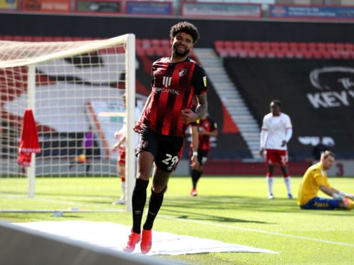Philip Billing was on form for Bournemouth (Andrew Matthews/PA)