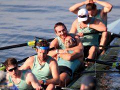Cambridge won the 166th Boat Race (Mike Egerton/PA)