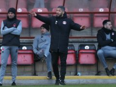 Jobi McAnuff admitted Leyton Orient were not at their best (Yui Mok/PA)