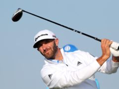 Dustin Johnson is targeting back-to-back Masters titles (Niall Carson/PA)