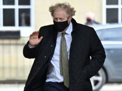 Prime Minister Boris Johnson (Justin Tallis/PA)